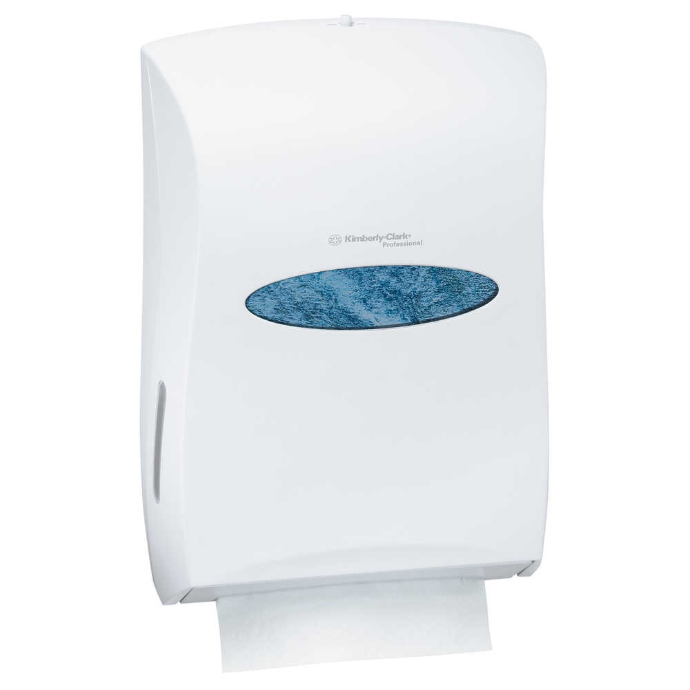 Kimberly-Clark Professional* Universal Folded Towel Dispenser