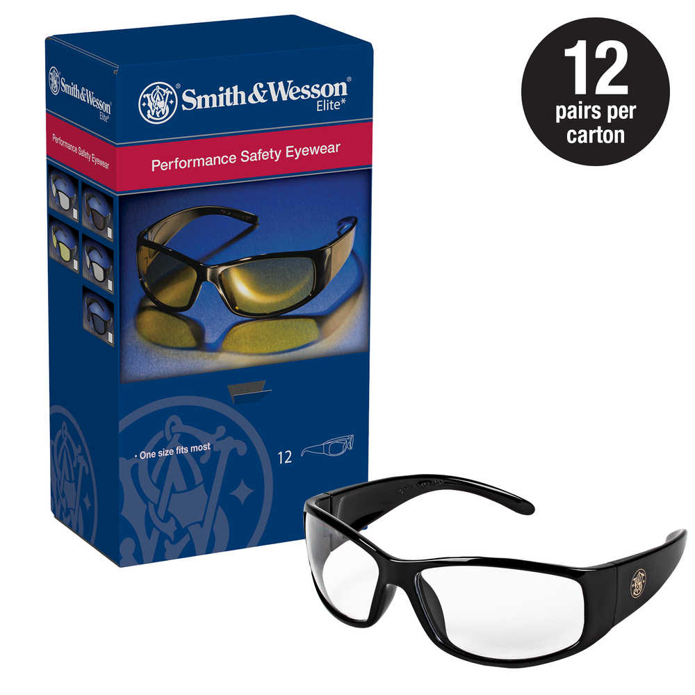 d0185dcf06f Smith   Wesson® Elite  Safety Glasses