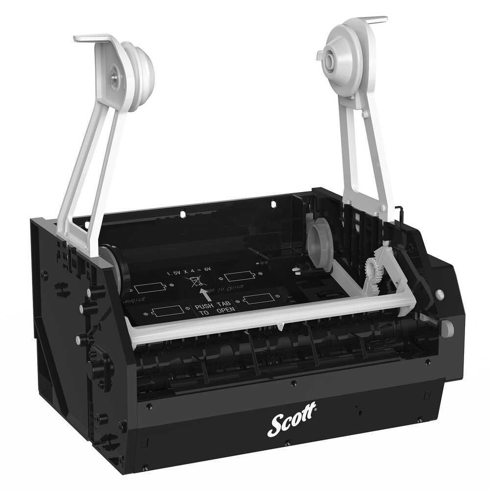 cottonelle coloring pages | Scott® Pro Electronic Hard Roll Paper Towel Dispenser ...