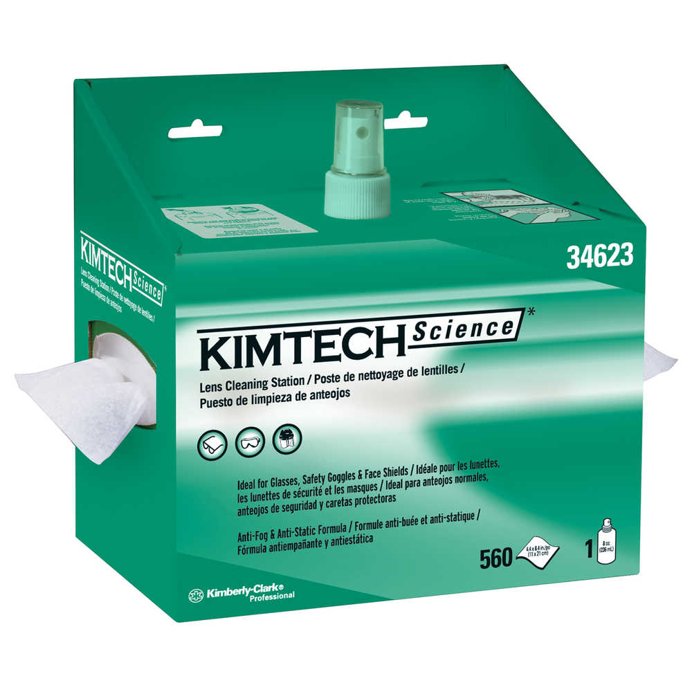 3d3874e65d2 Kimtech Science  Lens Cleaning Station