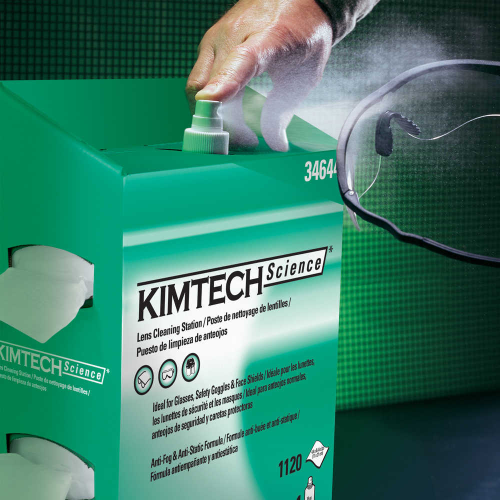 bded05c783a Kimtech Science  Lens Cleaning Station