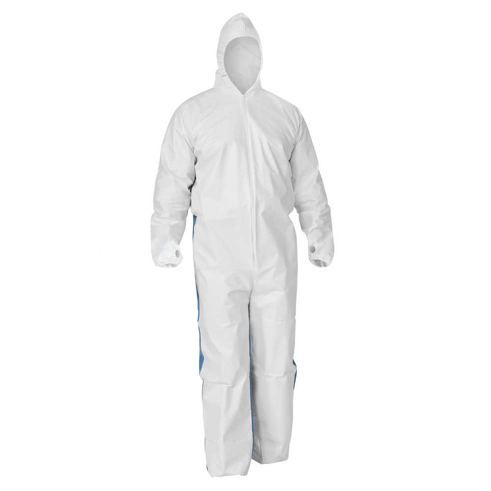 cottonelle coloring pages | KleenGuard™ A40 Breathable Back Coverall with Thumb hole