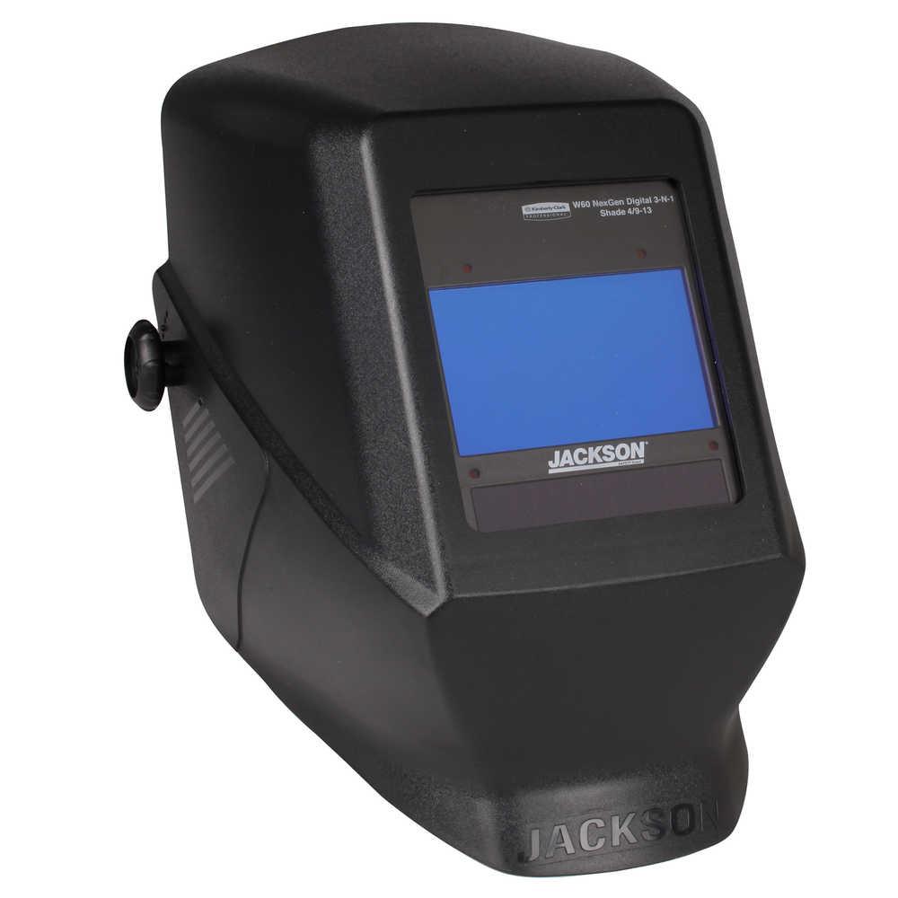 Jackson Safety* NexGen Digital Variable ADF Welding Helmet- HSL100 Black