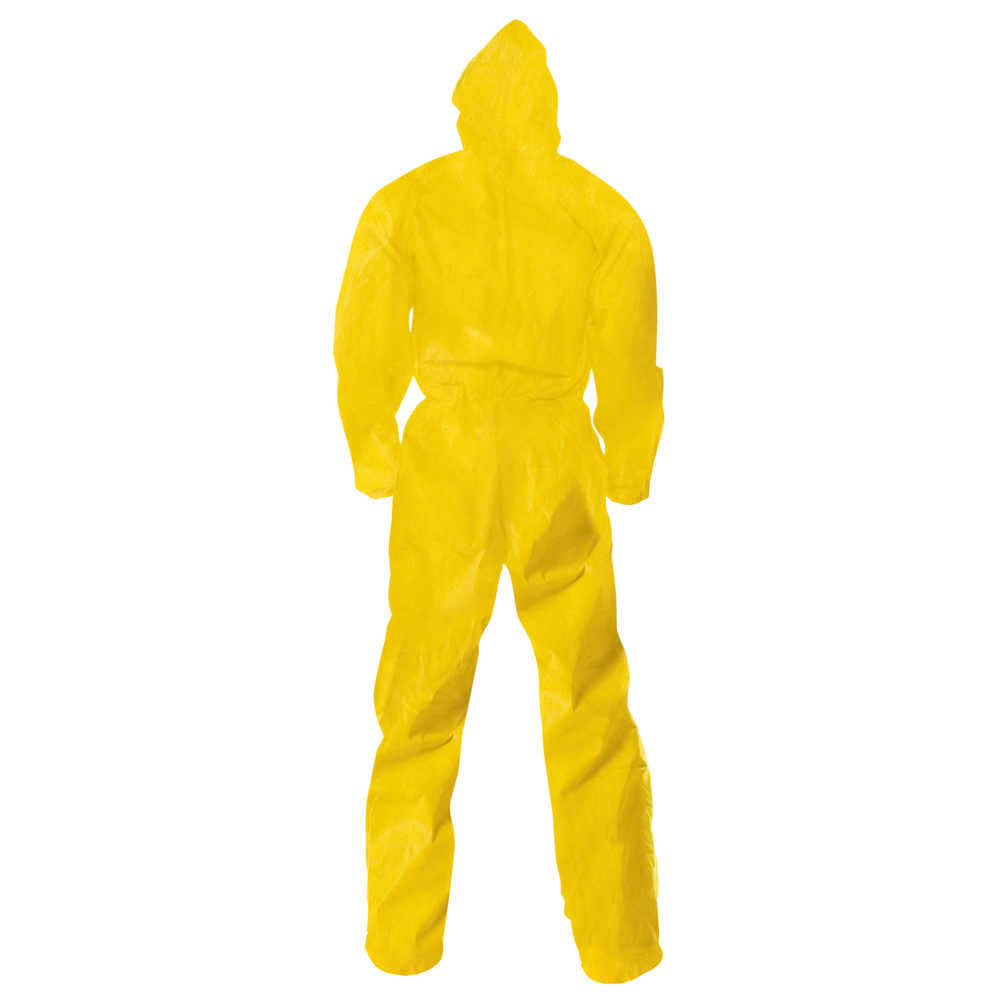 7a3db6b4375f KleenGuard™ A71 Chemical Spray Protection Coveralls
