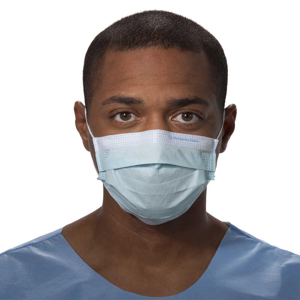 kimberley clark surgical masks