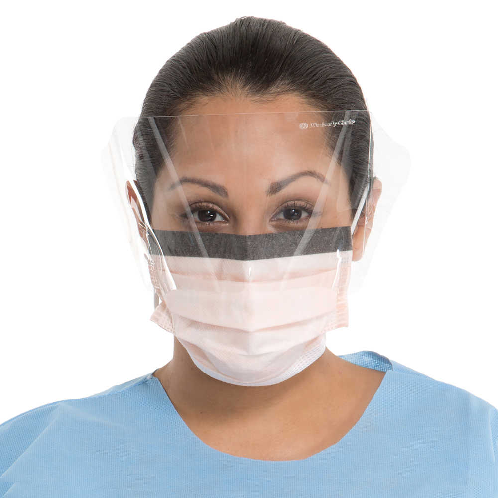 kimberly clark mask disposable