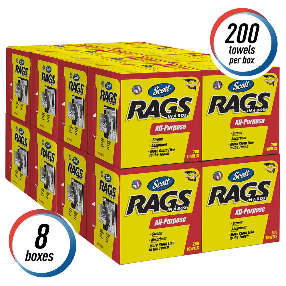 75260 75260 - Box Of Rags