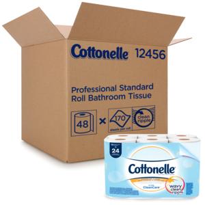 kleenex cottonelle ultra soft standard roll bathroom tissue - Bathroom Tissue