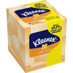 KLEENEX® Anti-Viral† Facial Tissue