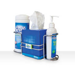 Kimberly-Clark Professional* Healthy Office Hygiene Station