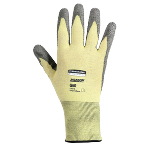 JACKSON SAFETY* G60 Level 2 Polyurethane Coated Cut Resistant Gloves 10.0-XL