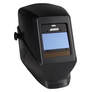 JACKSON SAFETY* W40 INSIGHT Variable ADF Welding Helmet - HSL-100 Black