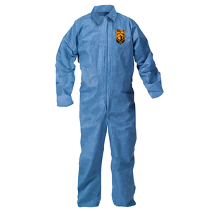 KLEENGUARD* A60 Bloodborne Pathogen & Chemical Splash Protection Coveralls XL