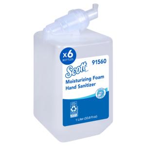 Kleenex Fresh Foam Hand Sanitizer – 1 L, Case