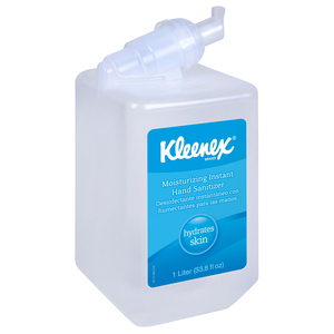 Kleenex Fresh Foam Hand Sanitizer – 1 L, Case