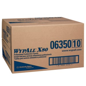 WYPALL X80 Food Service Towel