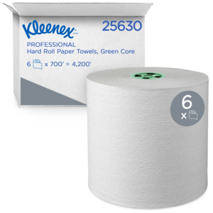 25630 - KLEENEX® Hard Roll Towels