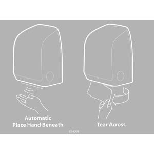 cottonelle coloring pages | Scott® Pro™ Electronic Hard Roll Paper Towel Dispenser ...